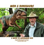 Men & Dinosaurs DVD Graphics