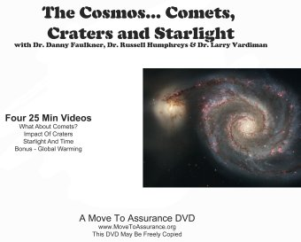 The Cosmos... Comets... Craters and Starlight